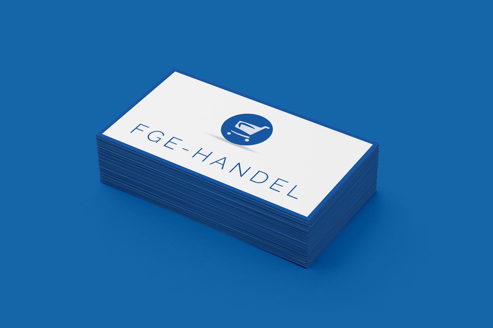 Schröder Visitenkarte
