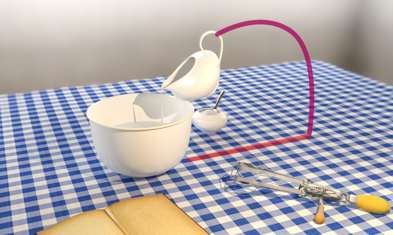 Küche Übung