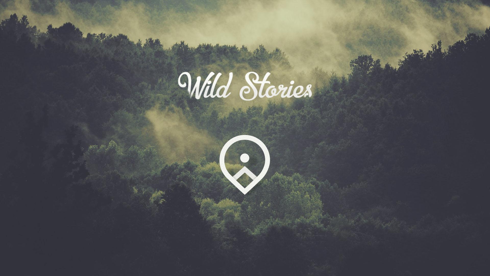Wild Stories Screen